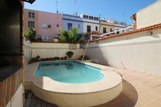 Semi detached house in Calle senyera (la), 13. Adosado picanya