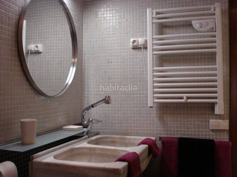 BAÑO. Alquiler de temporada piso lux apartment for rent! en Barcelona
