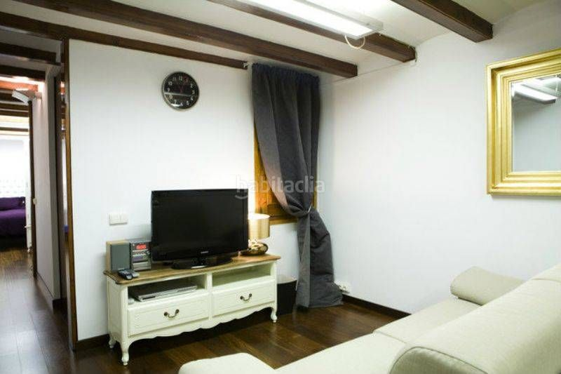 SALÓN. Alquiler de temporada piso lux apartment for rent! en Barcelona