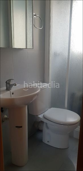 Baño. Flat with heating parking in Morell (El)