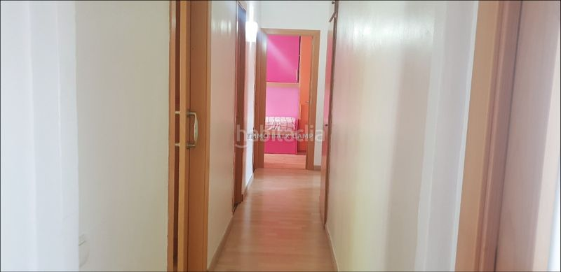 Pasillo. Flat with heating parking in Morell (El)