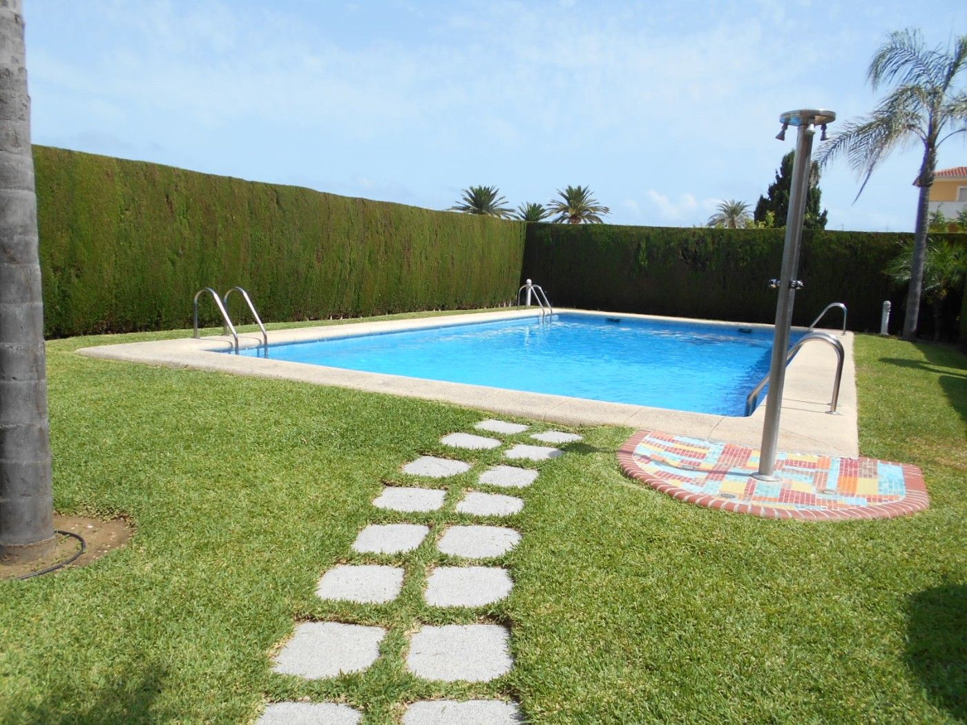 Semi detached house in Playa de Oliva-zona Aigua Blanca