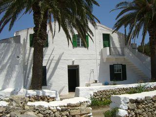 Casa in Entre maó y sant lluis, 1. Finca rústica típica menorquina