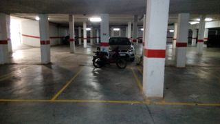 Rent Car parking in Avenida plana (la), 1. Avd. la plana, plaza  50 e, 1º s