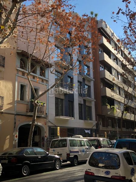Foto 12376-img3460205-26229364. Dachwohnung 87m<sup>2</sup> mit heizung parking in Les Corts Barcelona