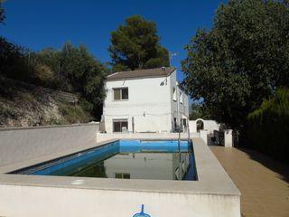 Xalet en Camino alqueries de benifloret, 176. Casa de campo con piscina