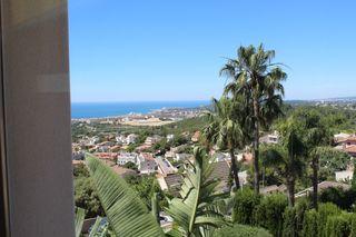 Alquiler Chalet en Avinguda mas d´en puig, 9. Vistas panoramicas de sitges
