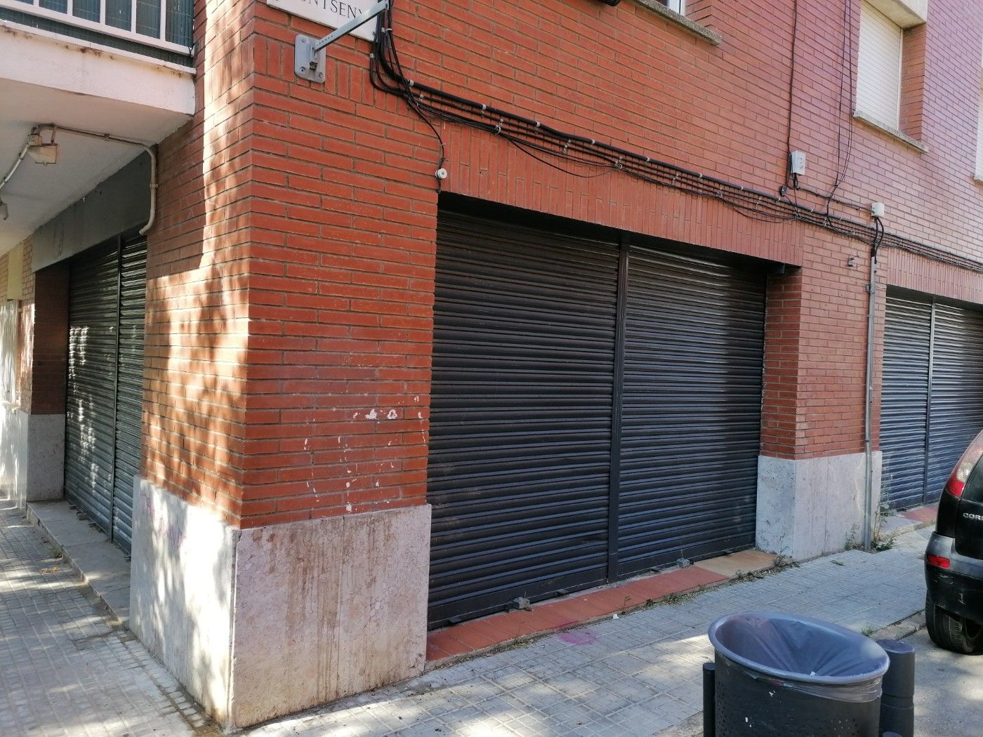 Local Comercial  Passeig hortsavinya. Local comercial
