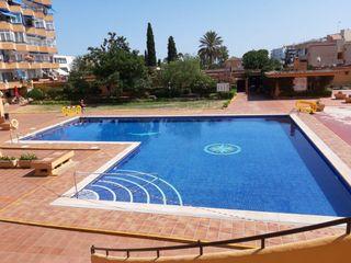 Piccolo appartamento  Palmanova / son caliu. Con piscina