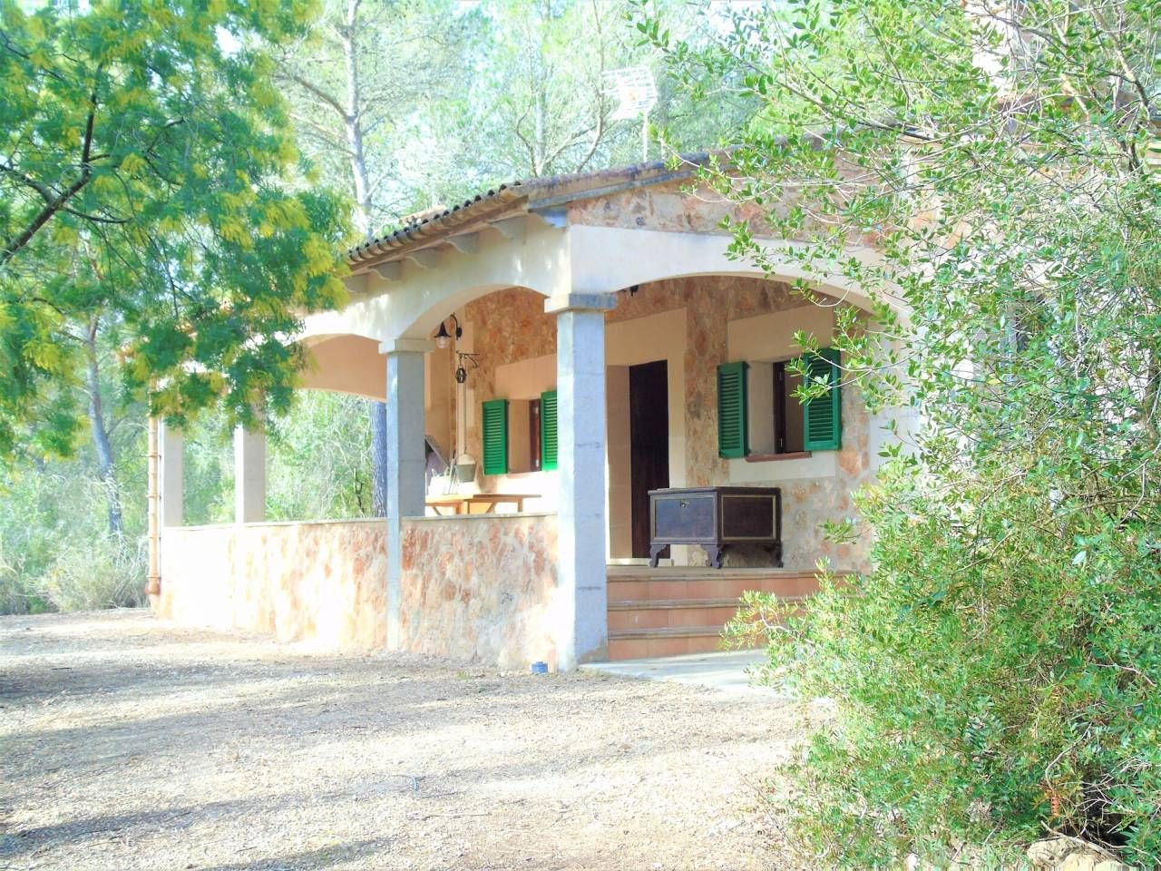 Rent Country house in Campos. Casa de campo en alquiler en campos