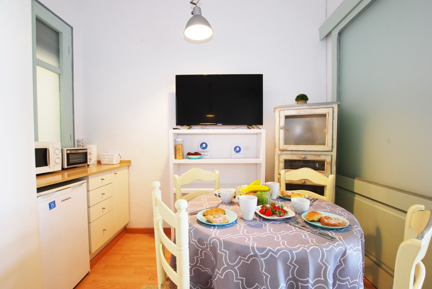 Holiday lettings Apartment  Avinguda diagonal. Alquiler por meses - diagonal a