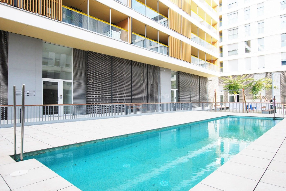 Apartamento Carrer Antoni Viladomat. Alquiler por meses - cozy home