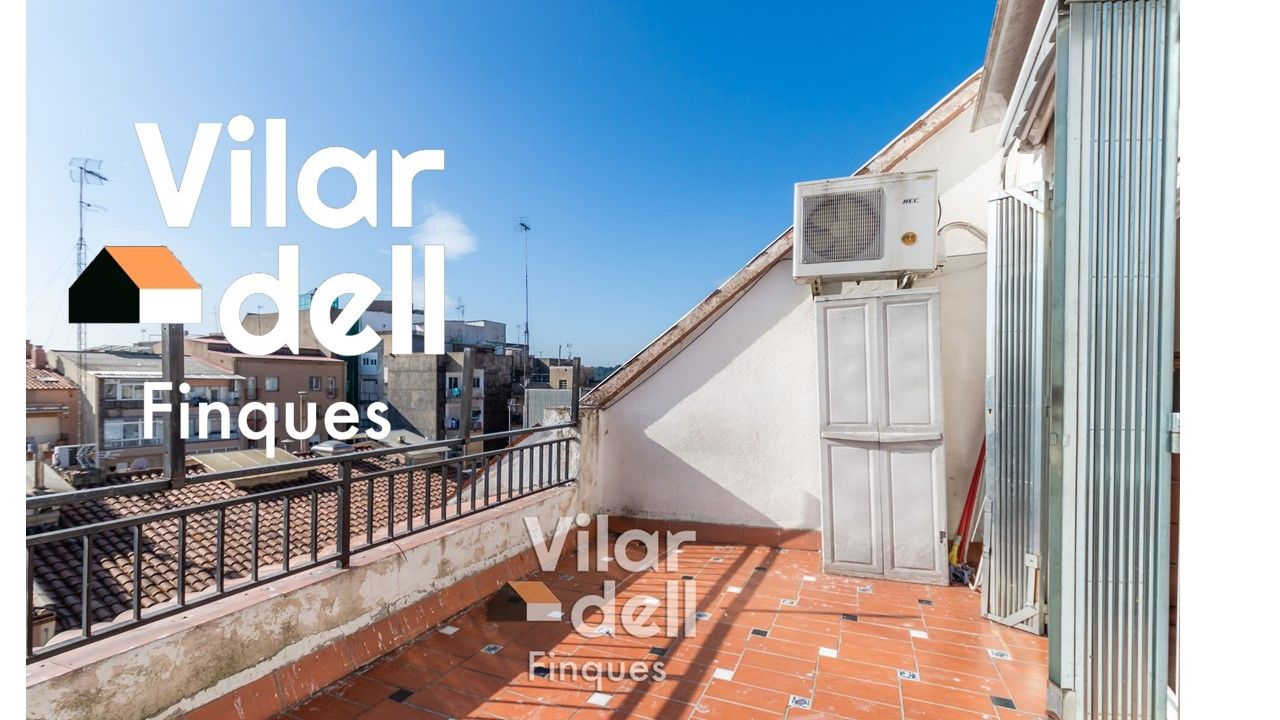 Attique  Carrer navarra. - ideal inversores -