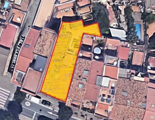 Solar urbà  Centre. Ideal promotores