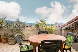 Àtic a La Salut-Can Calders. Con terraza y vistas despejadas