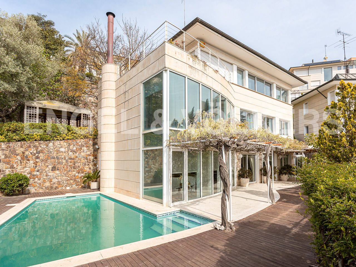 Casa a Ciutat Diagonal. Entorno tranquilo con vistas