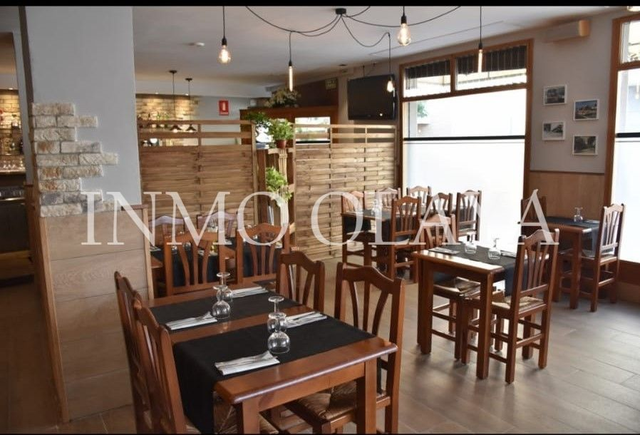 Traspàs Restaurant  Sant just desvern. Restaurante c3 en sant just
