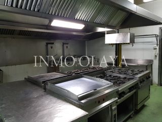 Transfer Other business  Viladecans. Cocina industrial en viladecans