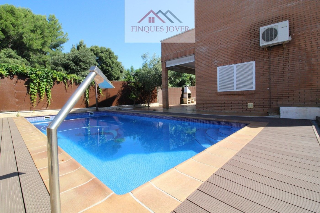 Maison  Ca l´artigues. Casa a 4 vientos con piscina!!!