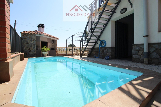Casa  Poligon. Casa a 4 vientos con piscina!!!