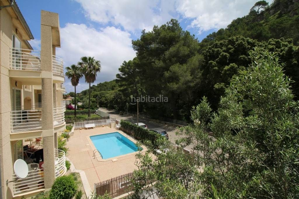 Apartment in Cala de Sant Vicenç