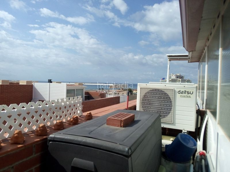 Terraza. Duplex with heating parking pool in Nou Vendrell Vendrell (El)