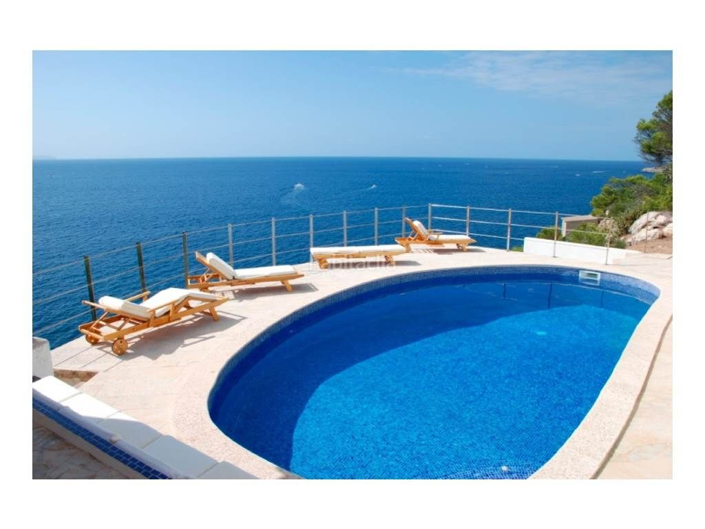 Lloguer Casa en Cala Pi-Vallgornera. Mallorca next properties - sea view house in cala pi