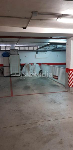 garage. Apartment with parking pool in Ses Salines