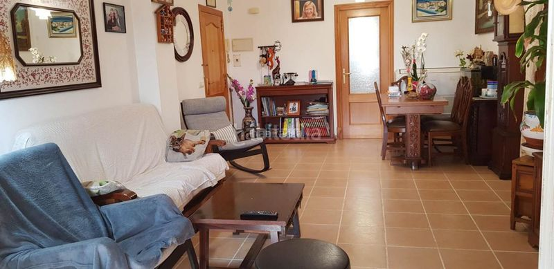 living_room. Apartment with parking pool in Ses Salines