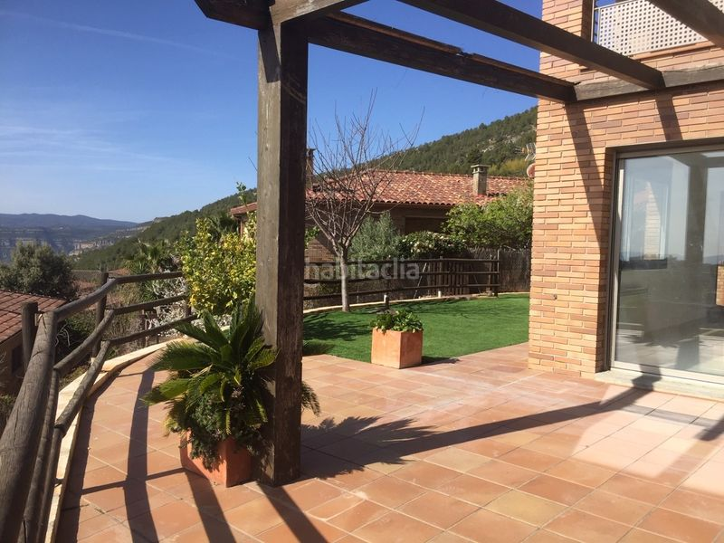 Porchada. Chalet with heating parking pool in Ametlla del Vallès (L´)