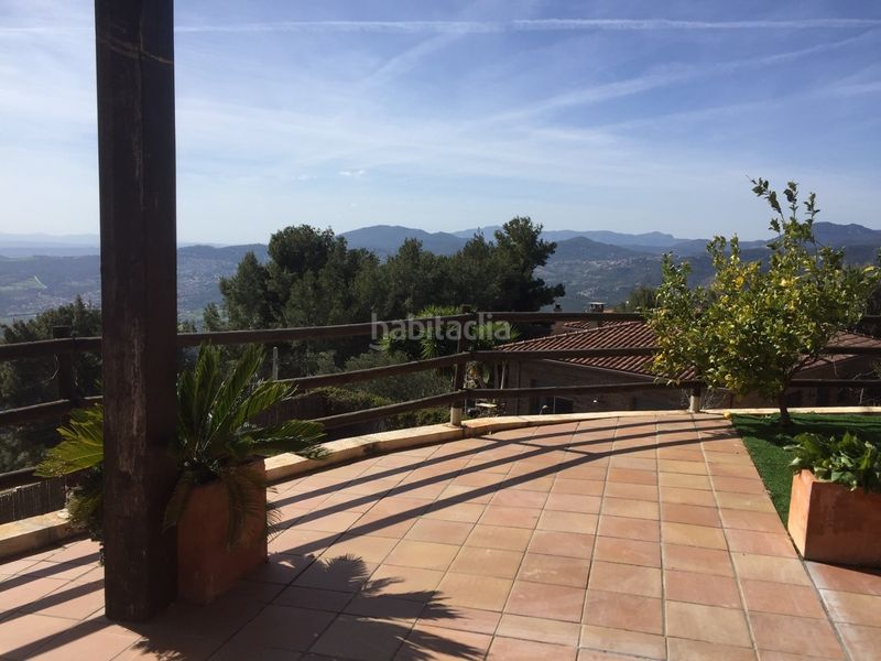 POrcho. Chalet with heating parking pool in Ametlla del Vallès (L´)