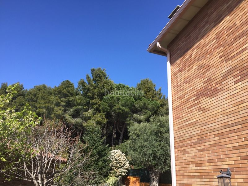 Vista lateral. Chalet with heating parking pool in Ametlla del Vallès (L´)