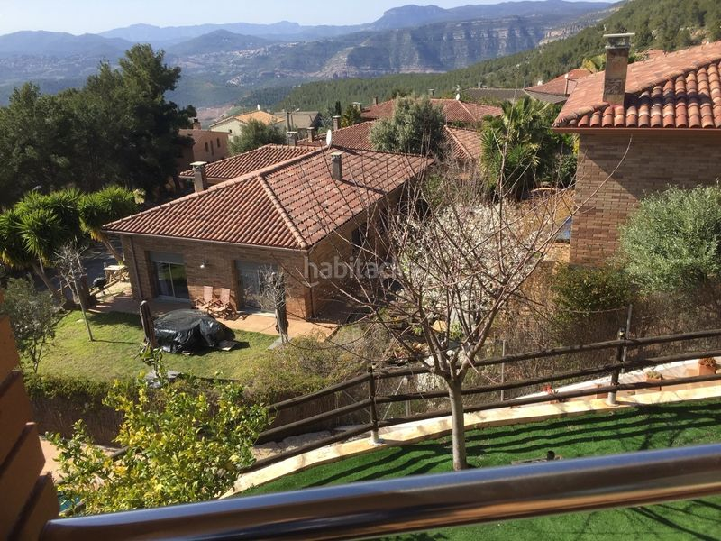 Vistas laterales. Chalet with heating parking pool in Ametlla del Vallès (L´)