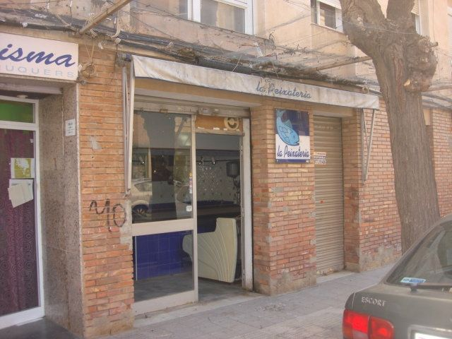 Local Comercial en Carrer mare molas, 47. Pescaderia