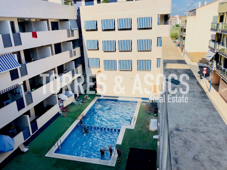 Piccolo appartamento  Calle don antonio pascual. Centrico , con parking y piscina