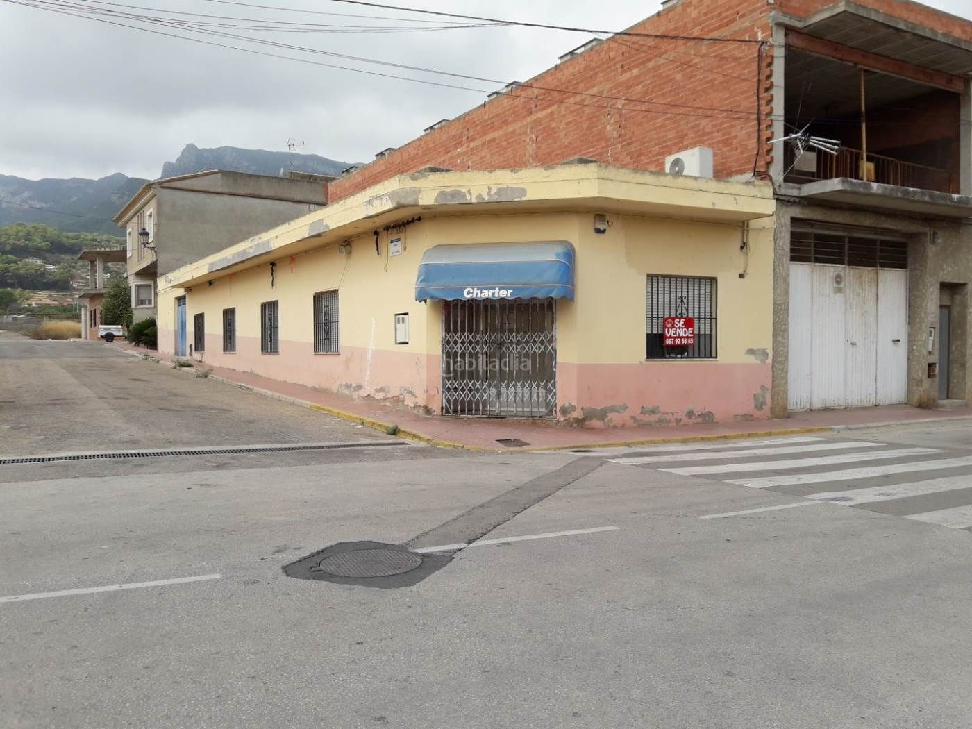 Local Comercial  Calle san vicente. Oportunidad