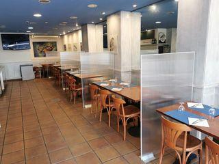 Traspaso Restaurante en Les Corts. Bar restaurante muy bien situado