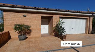 Chalet  Can villalba. Chalet con 3 habitaciones con parking, calefacción, aire acondic