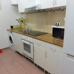Appartamento  Las ramblas. Cocina,baño,comedor,habitaciones