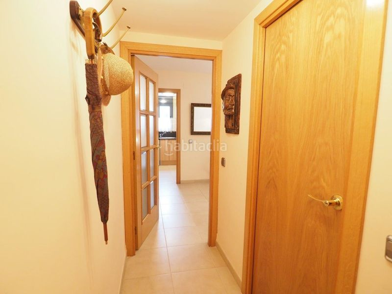 Pasillo. Appartement mit parking pool in Centre Torredembarra