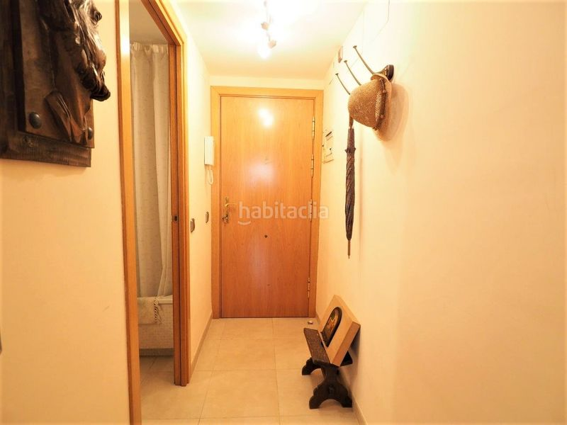 Recibidor. Appartement mit parking pool in Centre Torredembarra