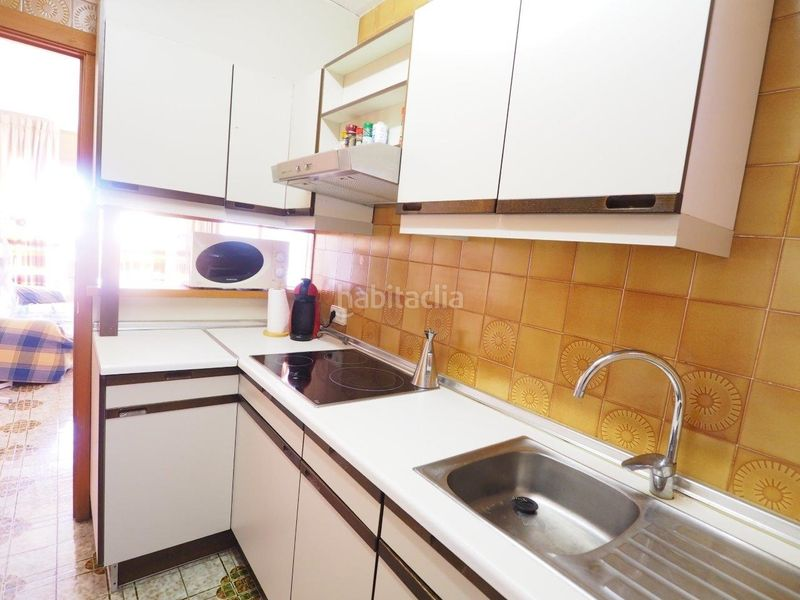 Cocina. Appartement mit parking pool in Platja-Els Munts Torredembarra