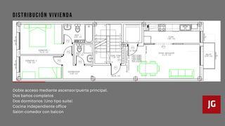 Piso  Carrer san clemente (de). Obra nueva 4 viviendas + local