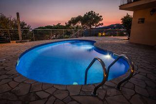 Chalet Carrer Moreres, 8. Villa exclusiva estilo italiano