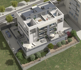 Flat Creu del Terme, 26. New construction