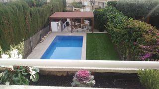 Casa adosada  Zona ametlladera. Casa con piscina