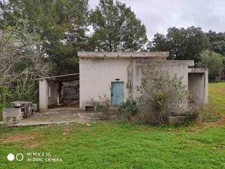 Rural plot  Marratxinet. Finca con caseta