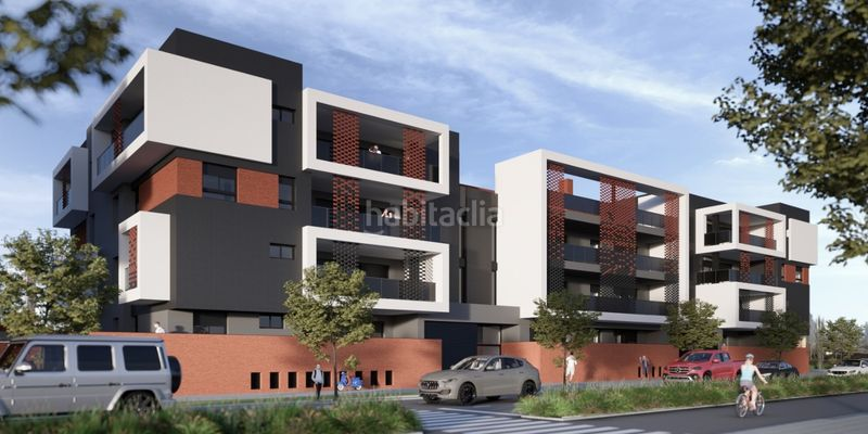 Residential building of new building in   Lleida CUBIC