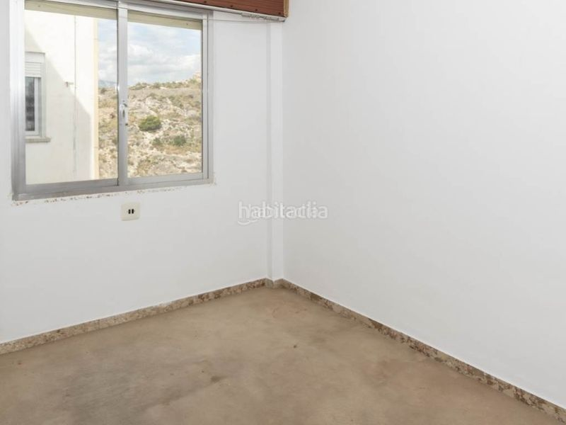 dormitorio 3. Penthouse with fireplace in Sant Antoni Cullera