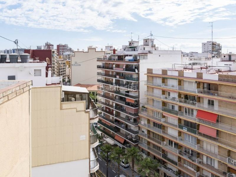 vistas 3. Penthouse with fireplace in Sant Antoni Cullera